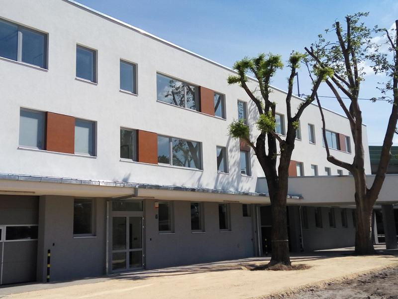 Fővárosi Állat- és Növénykert Gazdasági épület