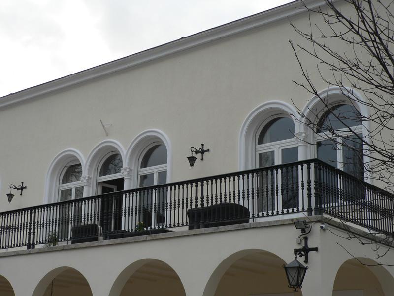 Kelenhegyi úti Villa épület