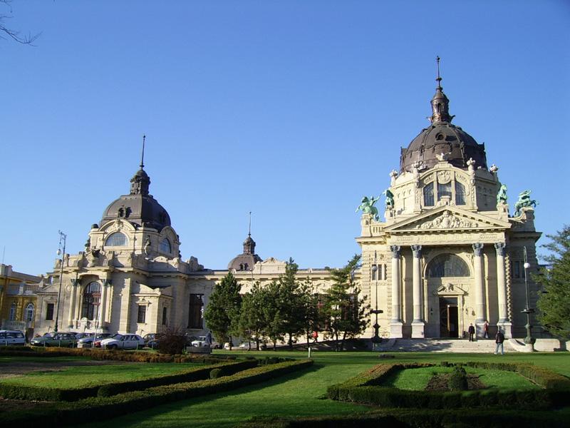 Széchenyi Gyógyfürdő műemléki rekonstrukció