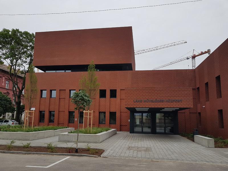 Láng Művelődési Központ rekonstrukciója
